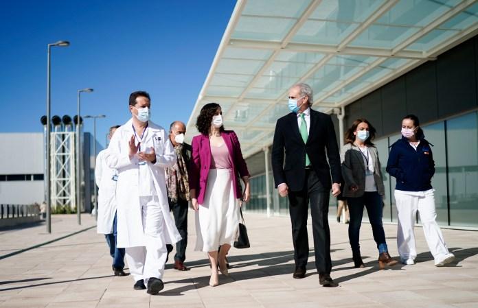 Cuándo y dónde: así vacunará Madrid desde el jueves a los mayores de 80 años 2